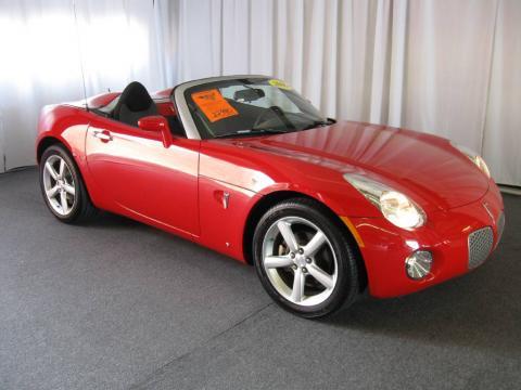 used 2009 pontiac solstice roadster for sale stock 5678 dealer car ad. Black Bedroom Furniture Sets. Home Design Ideas