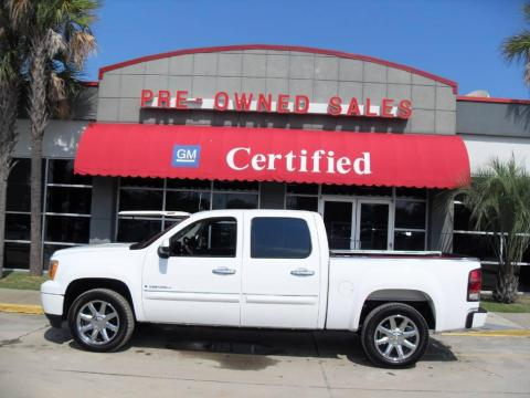 Used 2009 Gmc Sierra 1500 Denali Crew Cab Awd For Sale Stock 7592 Dealer