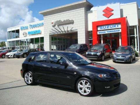 used 2009 mazda mazda3 s sport hatchback for sale stock. Black Bedroom Furniture Sets. Home Design Ideas