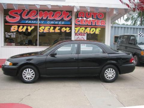 mazda 1999 626. Black Onyx 1999 Mazda 626 LX