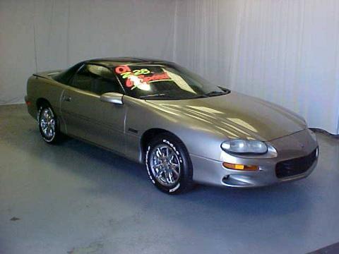 used 2001 chevrolet camaro z28 coupe for sale stock c8303a dealer car ad. Black Bedroom Furniture Sets. Home Design Ideas