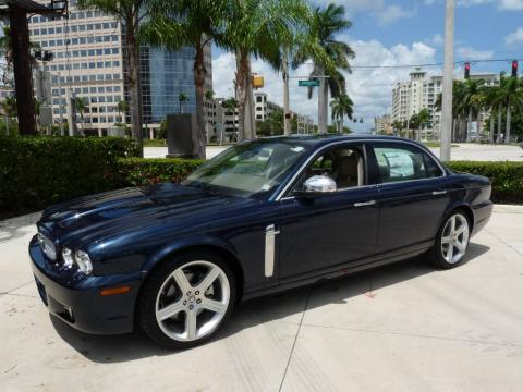 new 2009 jaguar xj vanden plas for sale stock j16661. Black Bedroom Furniture Sets. Home Design Ideas