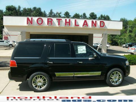 new 2010 lincoln navigator 4x4 for sale stock nv801 dealer car ad 17322460. Black Bedroom Furniture Sets. Home Design Ideas