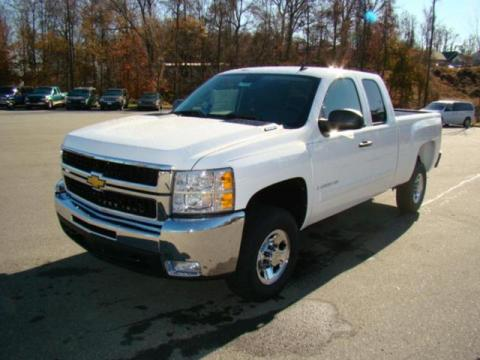 new 2009 chevrolet silverado 2500hd lt extended cab for sale stock t9137. Black Bedroom Furniture Sets. Home Design Ideas