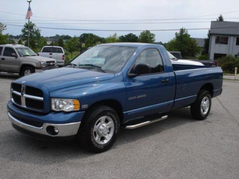 Used 2003 dodge ram 2500 laramie regular cab for sale for Bureau of motor vehicles bloomington indiana
