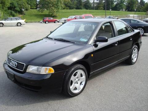 used 1999 audi a4 2 8 quattro sedan for sale stock. Black Bedroom Furniture Sets. Home Design Ideas