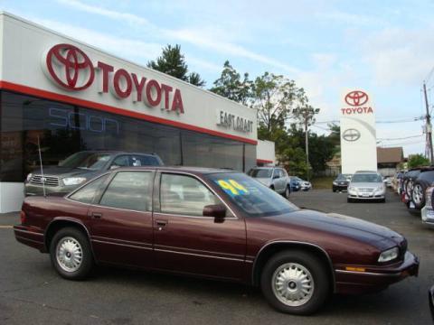 Used 1994 Buick Regal Custom Sedan For Sale Stock