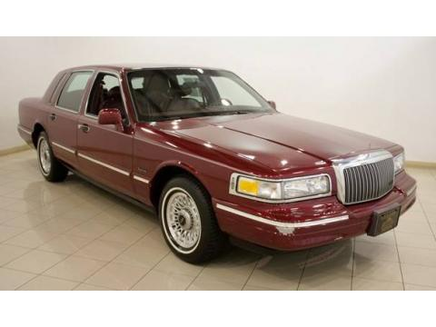 Used 1997 Lincoln Town Car Executive For Sale Stock F5361a