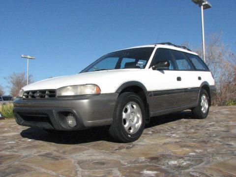 1997 Subaru Legacy Outback Wagon 4d. 1996 Subaru Legacy Outback
