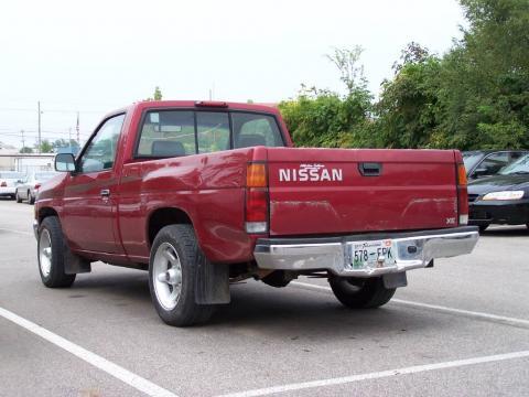 used 1997 nissan hardbody truck xe regular cab for sale. Black Bedroom Furniture Sets. Home Design Ideas