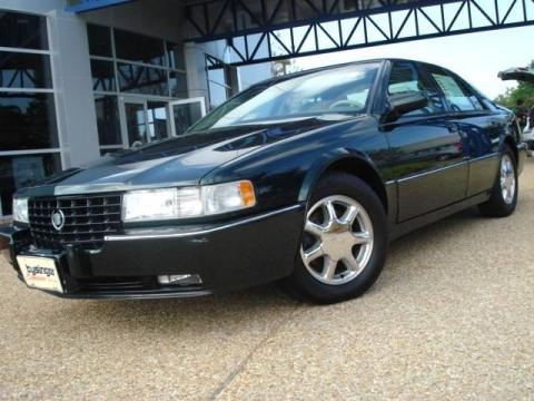 Used 1997 cadillac seville sts for sale stock dp5217a Tysinger motor company