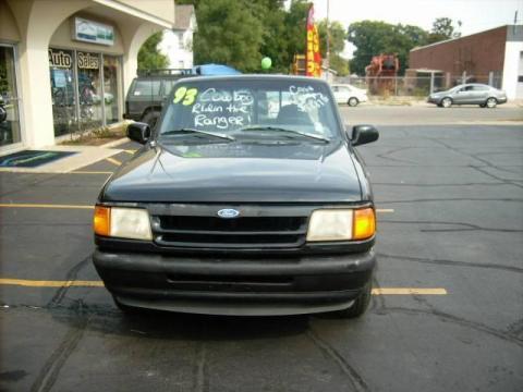 used 1993 ford ranger splash regular cab for sale stock 10027 dealer car. Black Bedroom Furniture Sets. Home Design Ideas