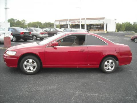 Used 2002 Honda Accord Ex Coupe For Sale Stock 2a025005