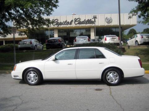 Used 2001 Cadillac Deville Sedan For Sale Stock P9704a