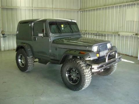 used 1990 jeep wrangler laredo 4x4 for sale stock 505910 dealer car ad. Black Bedroom Furniture Sets. Home Design Ideas
