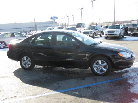 Used 2003 ford taurus ses for sale stock 8614t dealerrevs black ford taurus ses click to enlarge thecheapjerseys Images