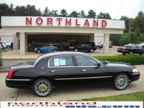 New 2010 Lincoln Town Car Signature Limited For Sale Stock Tc800