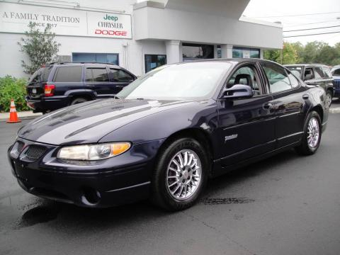 used 2003 pontiac grand prix limited edition gt sedan for. Black Bedroom Furniture Sets. Home Design Ideas