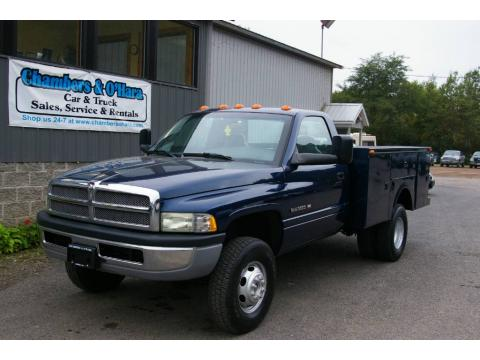 used 2001 dodge ram 3500 regular cab 4x4 commercial. Black Bedroom Furniture Sets. Home Design Ideas