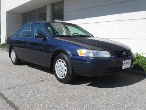 1999 Toyota Camry. Blue Velvet Pearl 1999 Toyota
