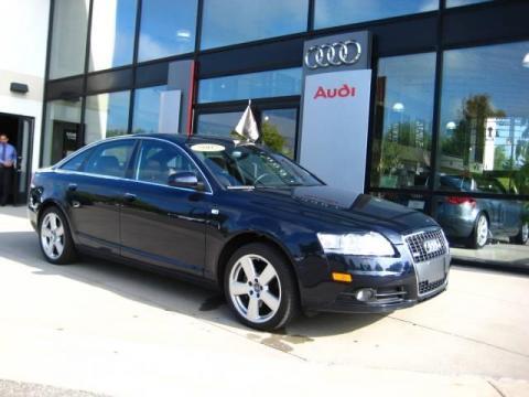 used 2008 audi a6 3 2 quattro sedan for sale stock l1537 dealer car ad. Black Bedroom Furniture Sets. Home Design Ideas
