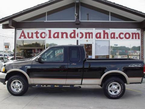 used 2000 ford f150 lariat extended cab 4x4 for sale. Black Bedroom Furniture Sets. Home Design Ideas