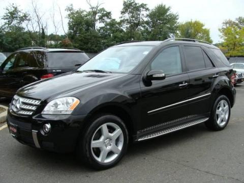 Used 2008 mercedes benz ml 550 4matic for sale stock for Mercedes benz prestige paramus nj