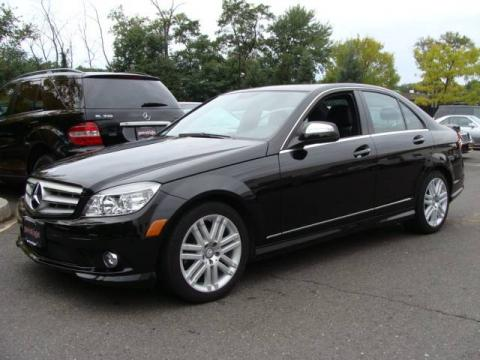 Used 2008 mercedes benz c 300 4matic sport for sale for Prestige mercedes benz
