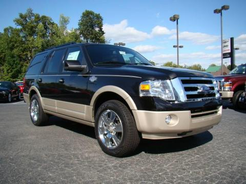 new 2010 ford expedition king ranch for sale stock f10072 dealer car ad. Black Bedroom Furniture Sets. Home Design Ideas