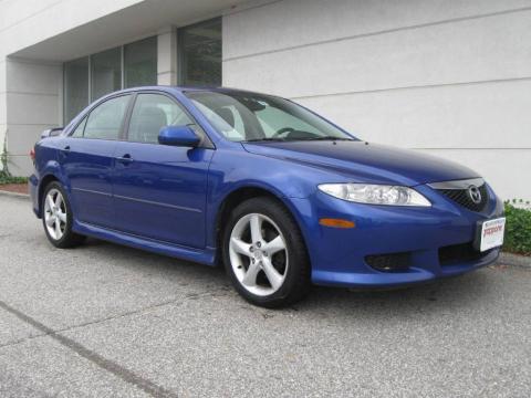 Used 2003 Mazda Mazda6 S Sedan For Sale Stock Tsn0581b