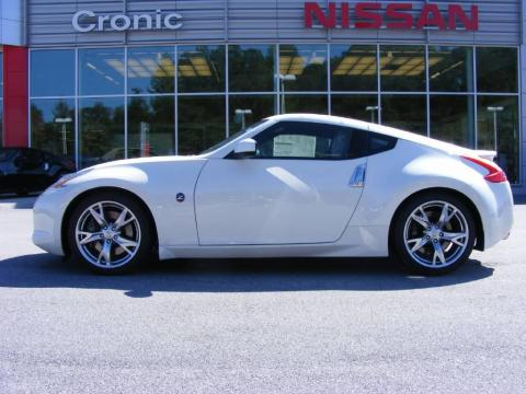 used 2009 nissan 370z sport touring coupe for sale stock nt3423a dealer. Black Bedroom Furniture Sets. Home Design Ideas