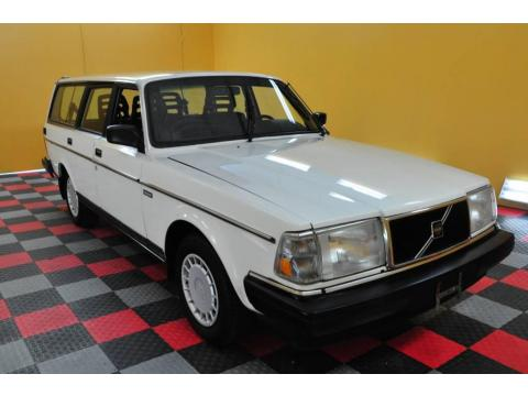 used 1989 volvo 240 dl wagon for sale stock 826999 dealer car ad 19081783. Black Bedroom Furniture Sets. Home Design Ideas