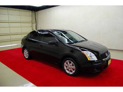 new 2009 nissan sentra 2 0 s for sale stock 1033596 dealer car ad 19074948. Black Bedroom Furniture Sets. Home Design Ideas