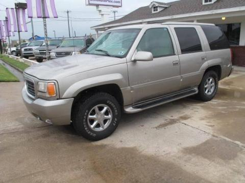 2000 cadillac escalade for sale. Silver Sand 2000 Cadillac