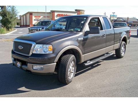 used 2005 ford f150 lariat supercab 4x4 for sale stock 6579c 1302. Black Bedroom Furniture Sets. Home Design Ideas