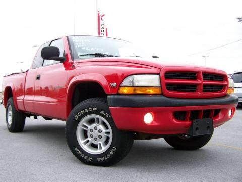 Car Dealerships In Lima Ohio >> Used 1999 Dodge Dakota Sport Extended Cab 4x4 for Sale - Stock #C28956B | DealerRevs.com ...