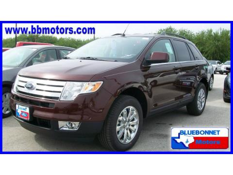 New 2010 ford edge limited for sale stock hba28396 for Bluebonnet motors new braunfels texas