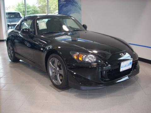used 2008 honda s2000 cr roadster for sale stock 8s001358 dealer car ad. Black Bedroom Furniture Sets. Home Design Ideas