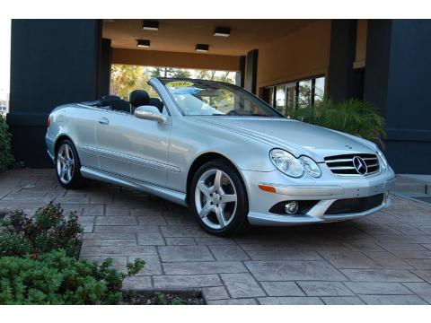 Image gallery 2006 clk 500 convertible for 2006 mercedes benz clk 500