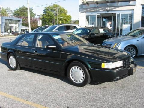 used 1992 cadillac seville sts sedan for sale stock. Black Bedroom Furniture Sets. Home Design Ideas