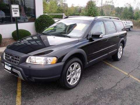 used 2007 volvo xc70 awd cross country for sale stock vou1095 dealer car. Black Bedroom Furniture Sets. Home Design Ideas