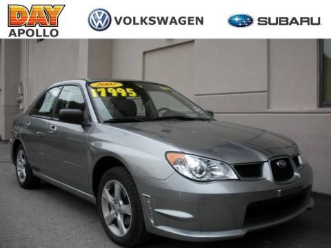 Used 2007 Subaru Impreza 2.5i Sedan for Sale - Stock ...