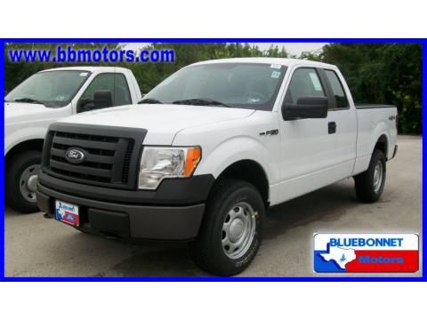 New 2010 ford f150 xl supercab 4x4 for sale stock for Bluebonnet motors new braunfels tx