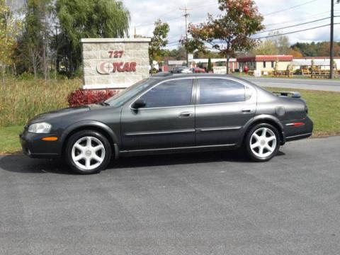 Used 2001 Nissan Maxima Se For Sale Stock 440552