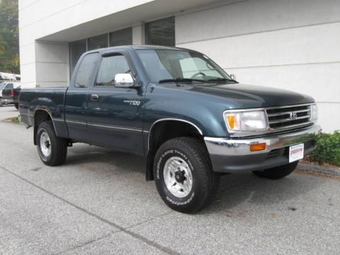 used 1995 toyota t100 truck sr5 extended cab 4x4 for sale stock hm0406a. Black Bedroom Furniture Sets. Home Design Ideas