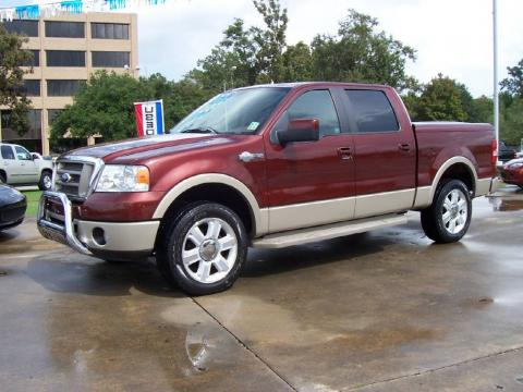 used 2007 ford f150 king ranch supercrew 4x4 for sale. Black Bedroom Furniture Sets. Home Design Ideas