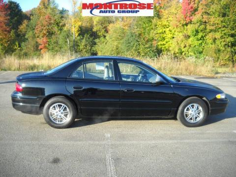 2002 Buick Regal. Black 2002 Buick Regal LS with