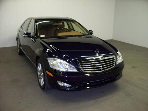 Used 2008 mercedes benz s 550 4matic sedan for sale for John sisson mercedes benz