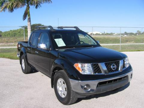 2007 Nissan Frontier 4X4 hd photo
