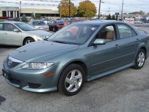 Used 2003 Mazda MAZDA6 i Sedan for Sale - Stock #3363 | DealerRevs